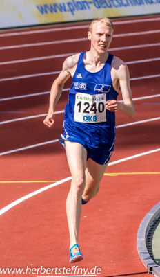 Richard Ringer Deutscher Meister 5000m