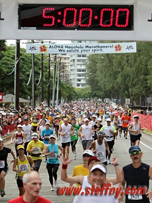 Hawaii Marathon
